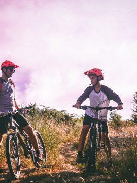 גלגלי אהבה: תרפיה על אופניים